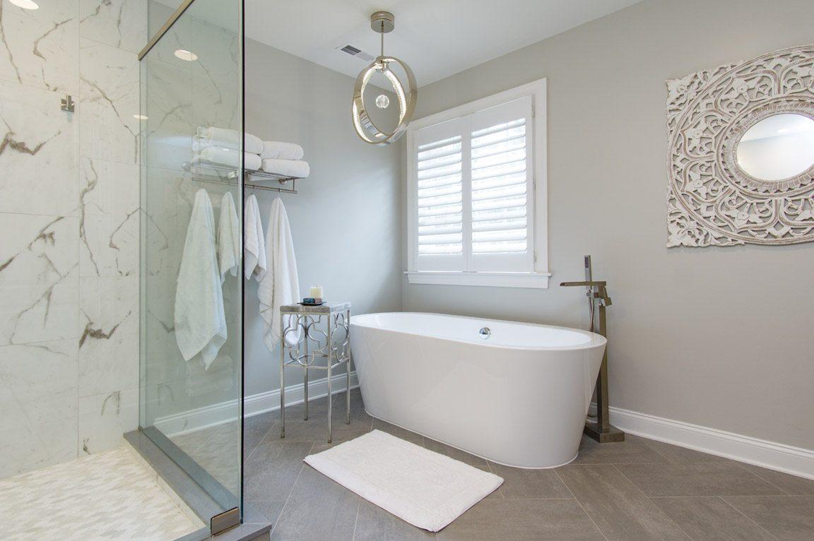 Medford NJ Bath Remodeling   Amiano & Son Construction