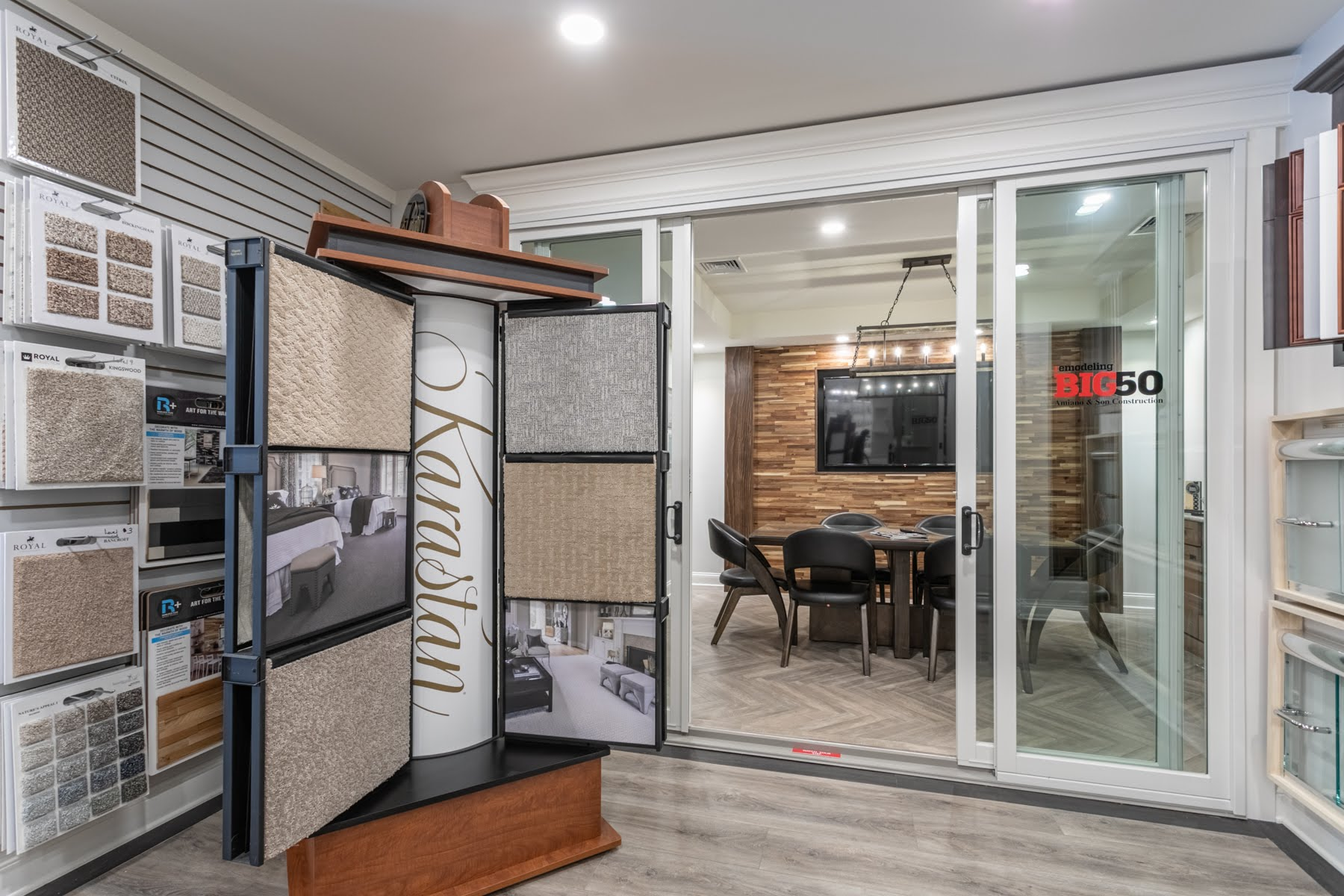 South Jersey Remodeling Showroom   Amiano & Son Construction