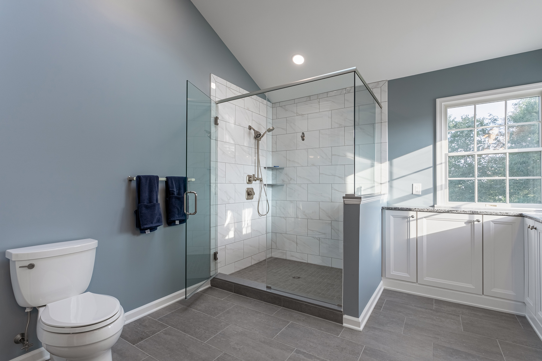 Moorestown NJ Bath Remodeling   Amiano & Son Construction