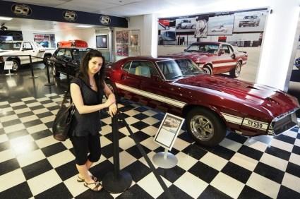 '69-es Mustang GT500