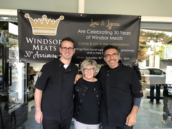 Windsor Meats celebrate 30 years