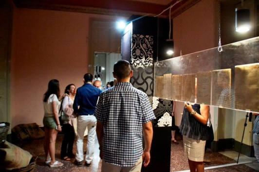 AmiCaFest 2017: Cantu A MA terra | Exhibition on migration. Palazzo Fragapane, Grammichele (La Casa dell'Arte)