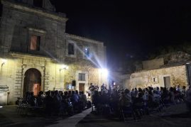 AmiConcerto n. 6 (2015) Lautari in concerto | Leggende circumetnee: folk 'n' roll siciliano Santuario S. Maria Maggiore del Piano - Grammichele