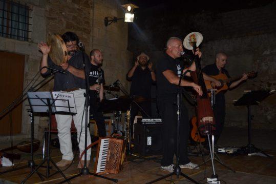AmiConcerto n. 6 (2015) Lautari in concerto | Leggende circumetnee: folk 'n' roll siciliano | Santuario S. Maria Maggiore del Piano - Grammichele
