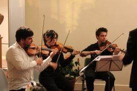 AmiConcerto n. 3 (2012) Cyprós Ensemble   Attraverso la natura, l'uomo alla musica   Villa Patti - Caltagirone