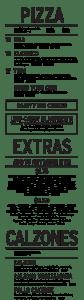 Pizza Extras 2021