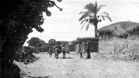 arab falu 1911-ben a mai Tel-Aviv körzetében
