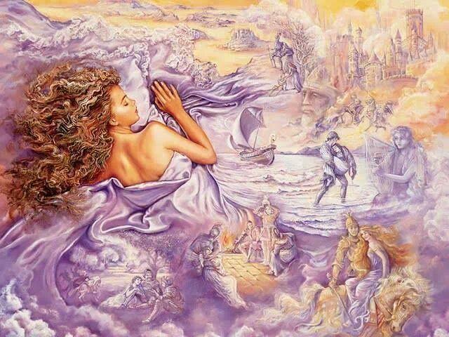 Immagine fantasy dreams