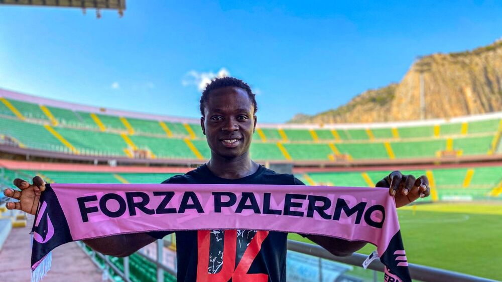 """Palermo, ecco Odjer: """"Mai rifiutato questi colori, dovevo sistemare alcune cose..."""""""