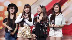 4th Impact (formerly 4th Power) First Auditions, X Factor