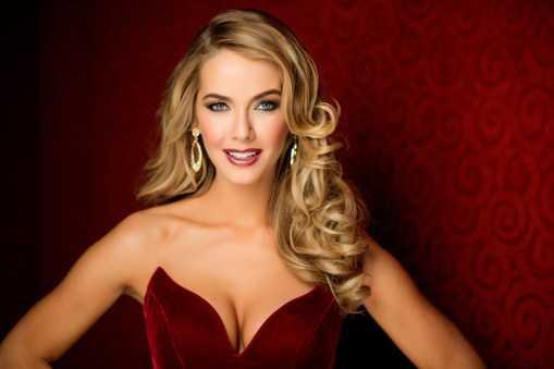 Miss Universe USA 2015 - Olivia Jordan