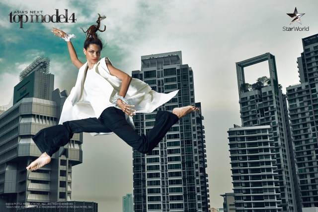 AsNTM4 Episode 2 Photoshoot - Gwen