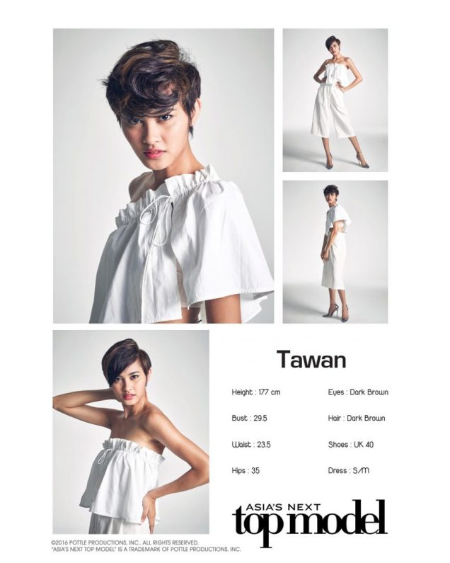 AsNTM4 Episode 3 Photoshoot -Tawan