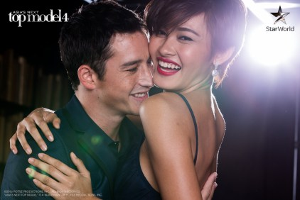 AsNTM4 Episode 7 Photo shoot - Tawan