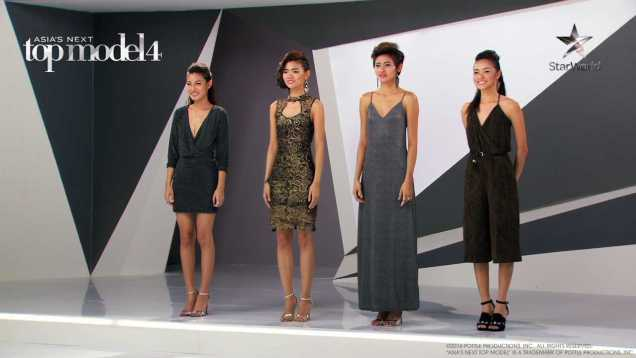 AsNTM4 Episode 11 - The girls at deliberation
