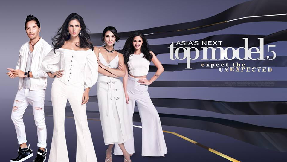 The Girl Who Got Up & Walked Again: Asia's Next Top Model Cycle 5 Episode 1 Recap
