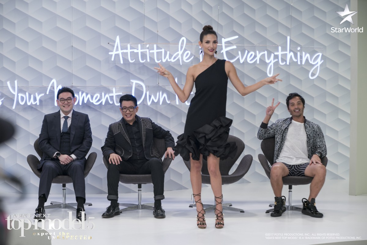 The Girl Who Raised The Stakes: Asia's Next Top Model Cycle 5 Episode 9 Recap