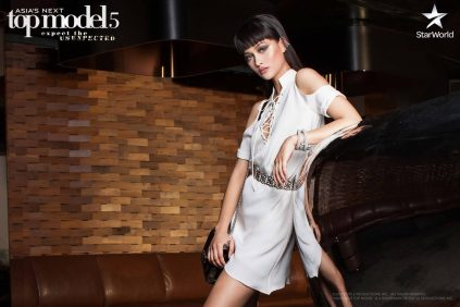 Maureen in Asia's Next Top Model Cycle 5 Episode 5