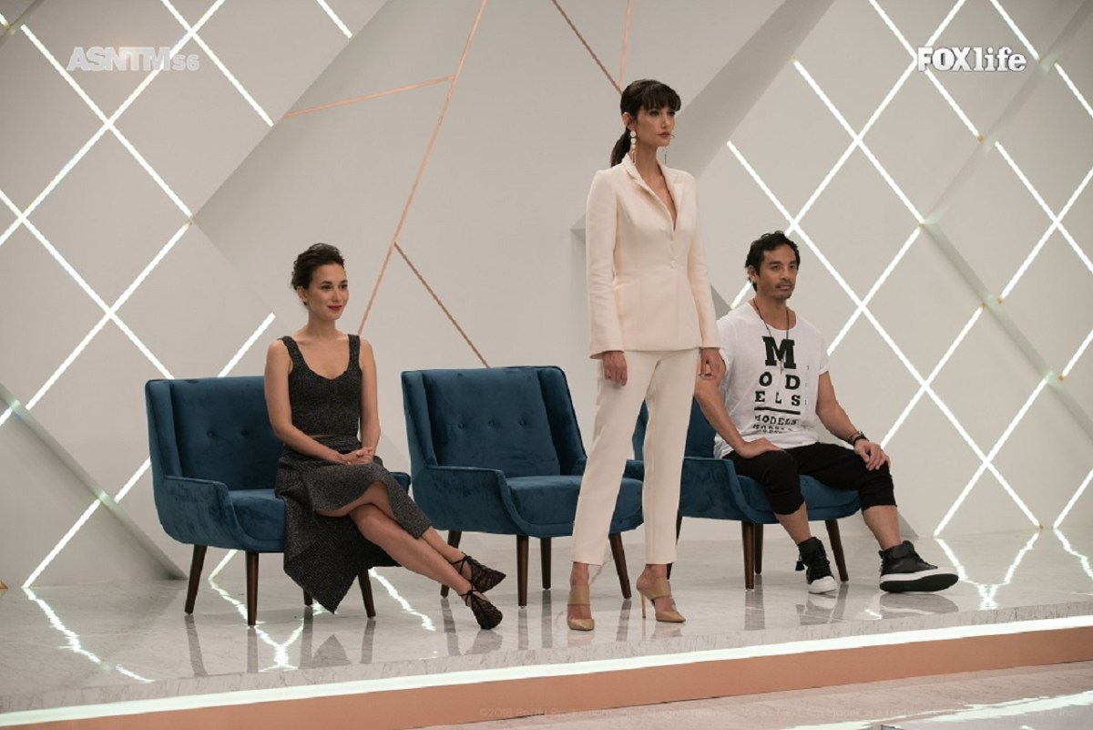 "Asia's Next Top Model Cycle 6 Episode 1 ""The Girl Who Can't Scream"" Recap"