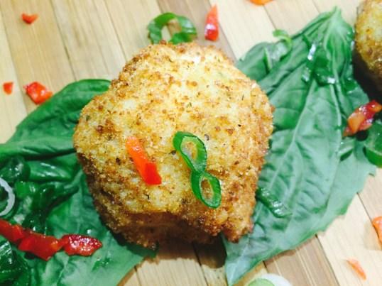 Sun-Dried Tomato Arancini