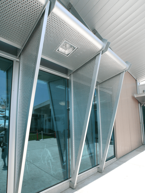 Amico Fabricated Products  Facades and Sunscreens