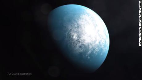 Des Mission Earth-sized habitable planet & # 39;  Tattoo & # 39;  Organization