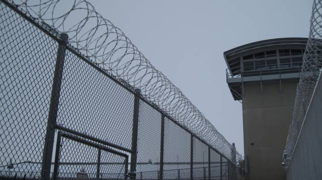 Thomson Prison in Thomson, IL