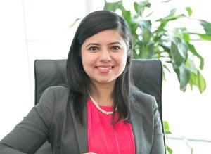 Priyasha Corrie on the QLTS Geek app