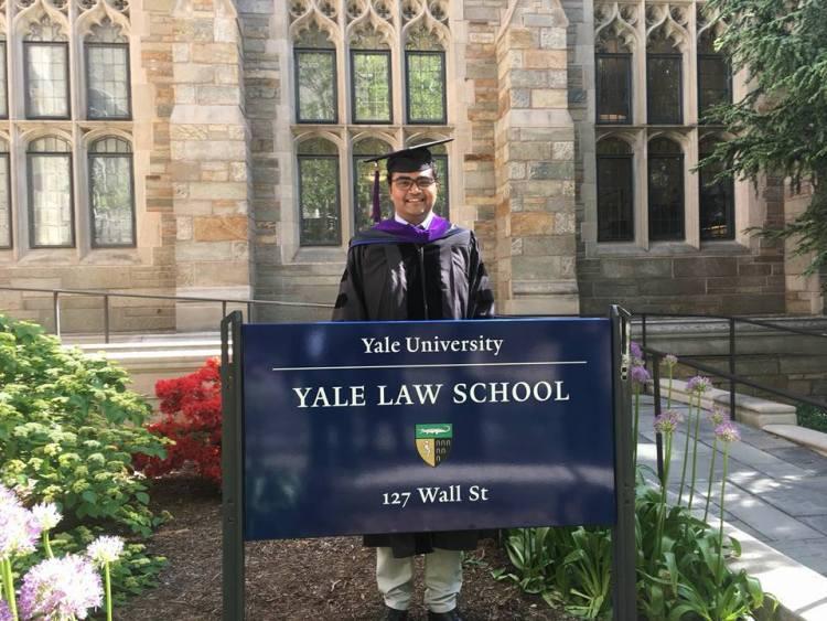 Aradhya Sethia, LLM from Yale Law School