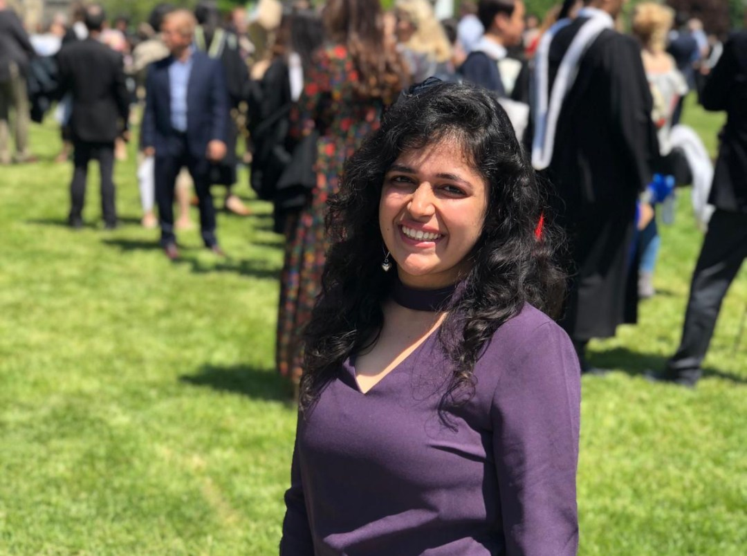Riya P Raaj on the GP LLM at University of Toronto