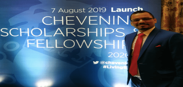Dhananjay Kumar is a Chevening Scholar (2020) who will be pursuing a Masters in Public Policy at King's College London