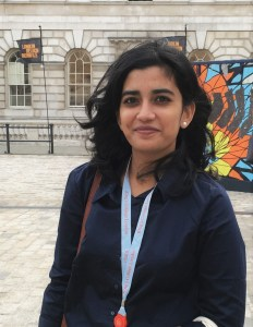 Abhilasha Ramakrishnan  is a 2019 graduate of Kings College London, where she completed her LLM with a focus on Transnational Law.