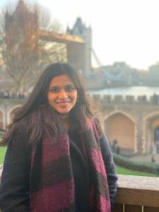 A graduate of ILS, Pune ('15), Poornima Balasubramanian worked in Bombay for three years before enrolling for a specialised LL.M. at the London School of Economics and Political Science.