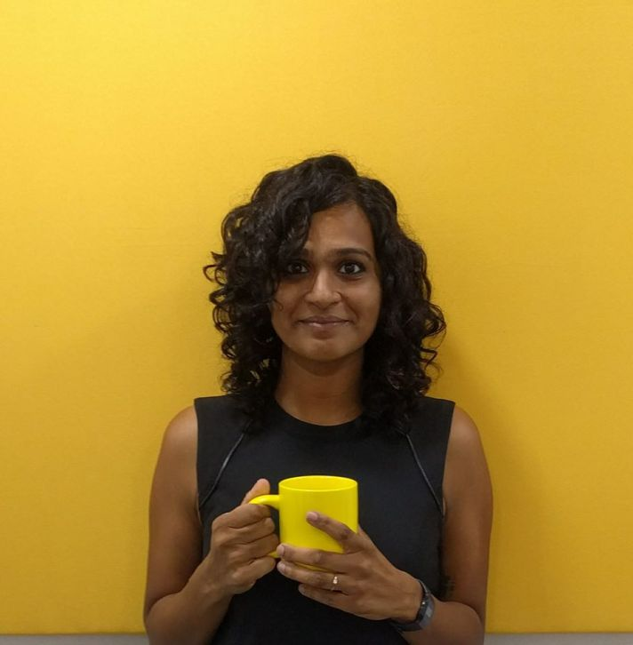 Divya Ramesh on not being a lawyer