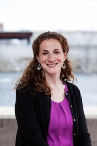 Sarah Dorner, Associate Director of Admissions at UNH Franklin Pierce School of Law
