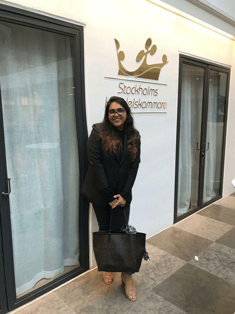 Anjali Chawla is a 2017 graduate of Jindal Global Law School (B.A. LL.B.) who enrolled for the Master of Law in International Commercial Arbitration (ICAL)