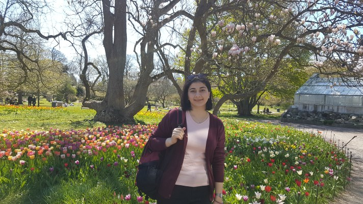 Fidan Abdurrahimli is a law graduate from Azerbaijan who enrolled for the LL.M. in International Human Rights Law offered by Lund University.