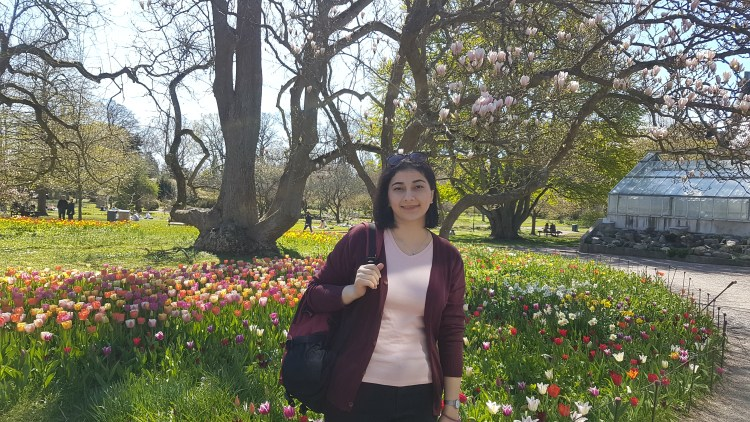 Fidan Abdurrahimliis a law graduate from Azerbaijan who enrolled for the LL.M. in International Human Rights Law offered by Lund University.