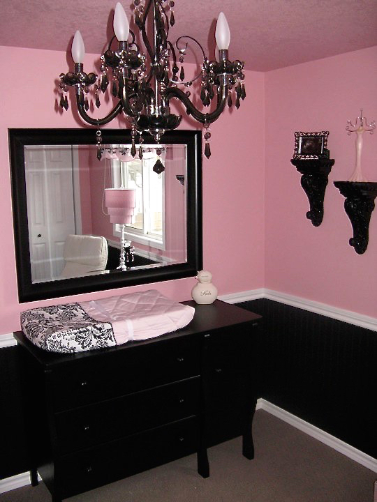 girls room makeover before amidst