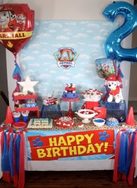 Paw Patrol Birthday Party - Amidst the Chaos