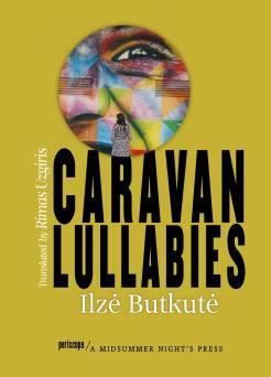 Caravan Lullabies-Front Cover