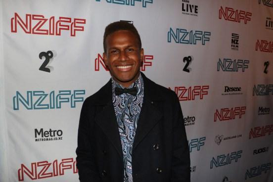 Jeremy Bobby Stars in 'Blackbird' short film at NZIFF