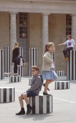 Palais Royal stripes