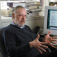 Dennis Ritchie travels to a higher C equation