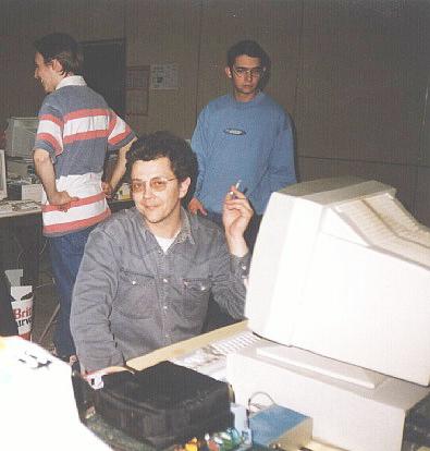 Hotamp en 1999 (week-end Alliance Micro)