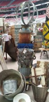 Amigas4all vintage fair things to do buckets