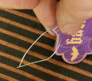 halloween-wine-charms-image-of-wire-through-cut-out-withot-twisting