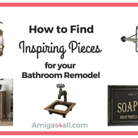 How To find Inspiring Pieces for Your Next Bathroom Remodel in a Jif