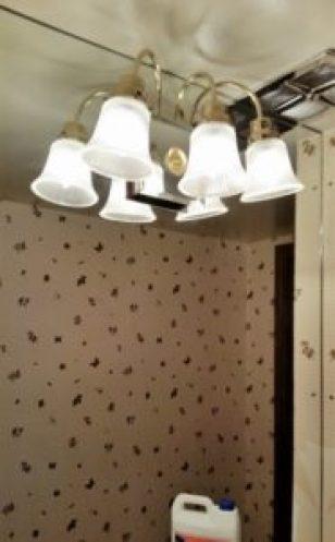 image powder room redo mirror amigas4all