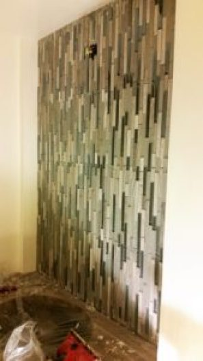 tiles powder room redo image amigas4all 1